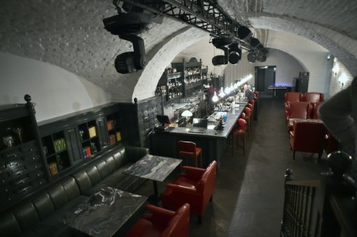 Moscow's legendary Aragvi restaurant, once the favoured dinner destination for KGB spies and cosmonauts, has reopened. Photo by AFP