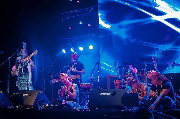 Sherwyn Ryland for Penang World Music Festival 2014.