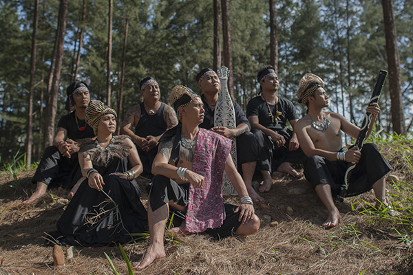 The avant-garde Borneo ethnic music group believes that old traditions are not mutually exclusive from contemporary expression and modern ways of living.