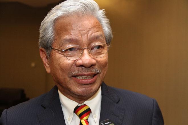 Tan Sri Datuk Amar Dr James Jemut Masing
