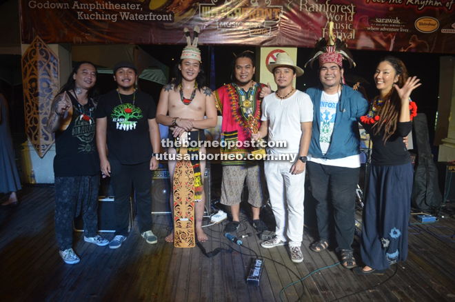 At Adau, champions of the Waterfront Music Fest 2016