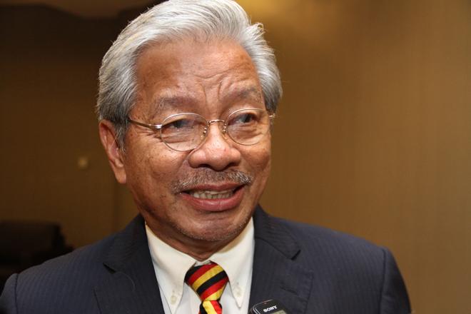Tan Sri Datuk Amar Dr James Masing