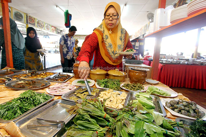 It takes everyone to treasure, manage and preserve local dishes so that our heritage lives on, before it's too late. — Bernama photo
