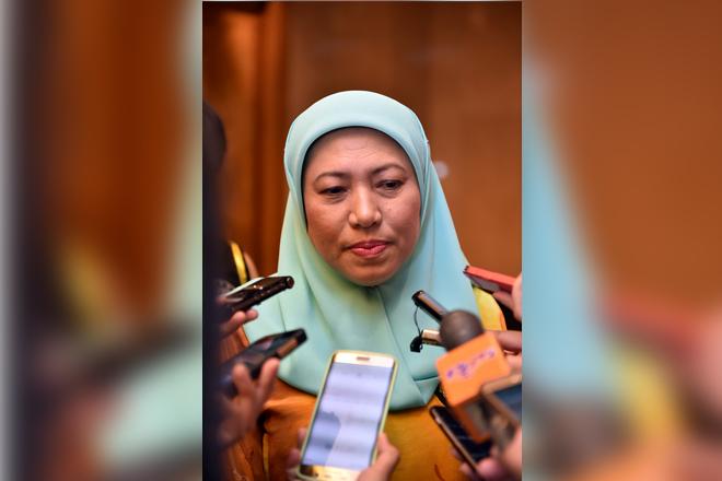 Datuk Nancy Shukri