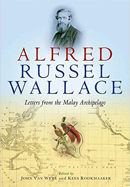 The book has letters assembled from Wallace's confidential correspondence to his family and acquaintances.