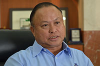 Datuk James Chan, Kuching South mayor