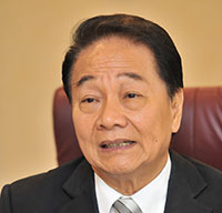 Dato Sri Wong Soon Koh, Second Finance Minister