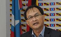 Baru Bian, State PKR chairman, Ba Kelalan assemblyman