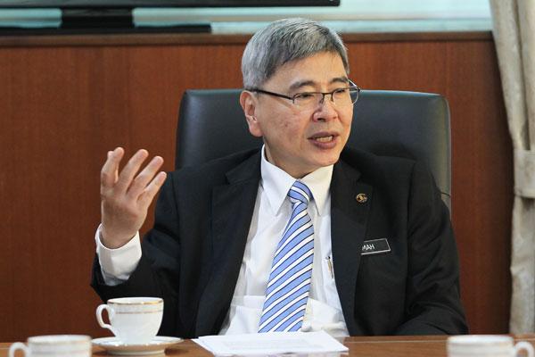 Datuk Seri Mah Siew Keong
