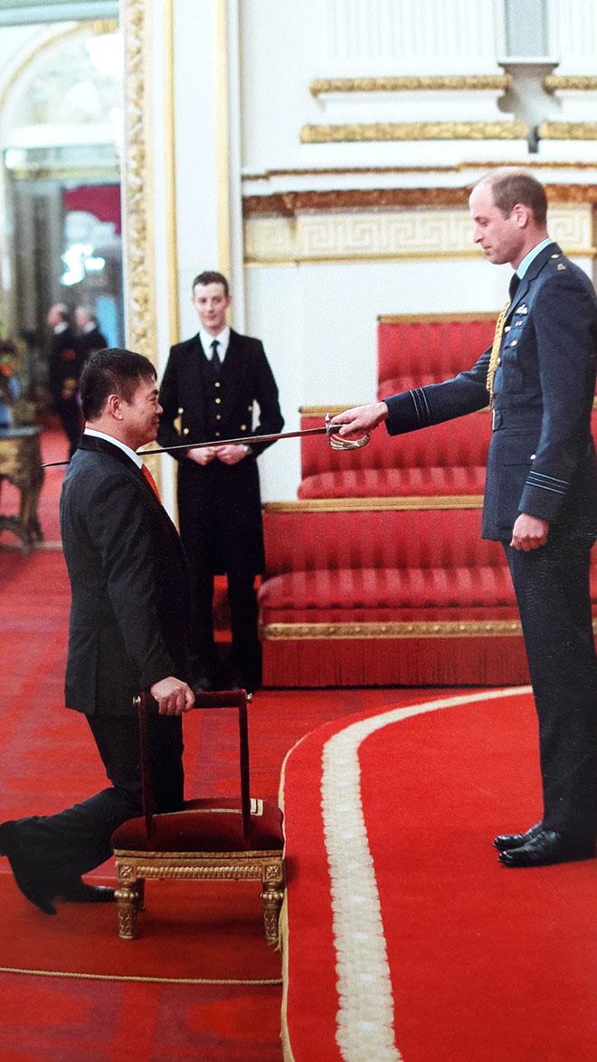 Martin Poh does Heng Hua commu...