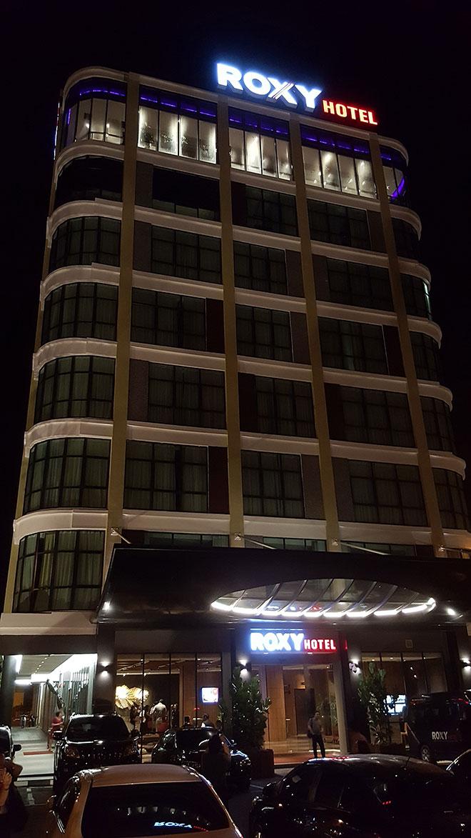 Roxy Hotel Opens Today