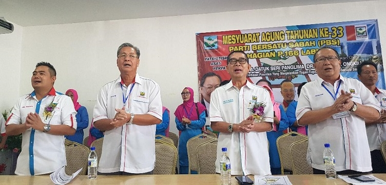 PBS forming opposition bloc without Umno