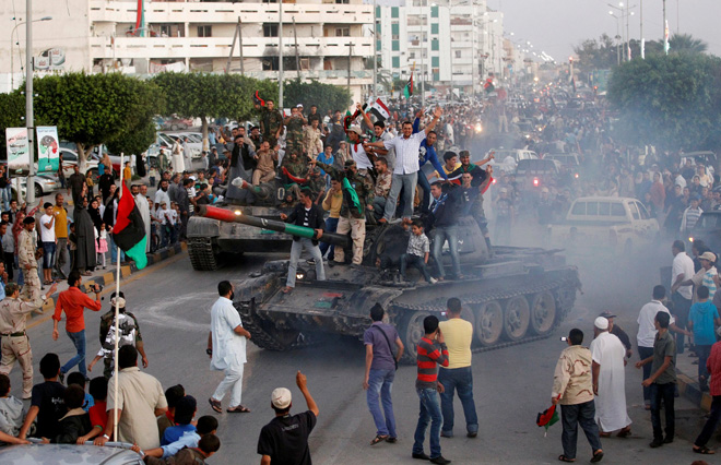 Post-Gaddafi Libya slides from crisis to crisis 8 years on | Borneo Post  Online