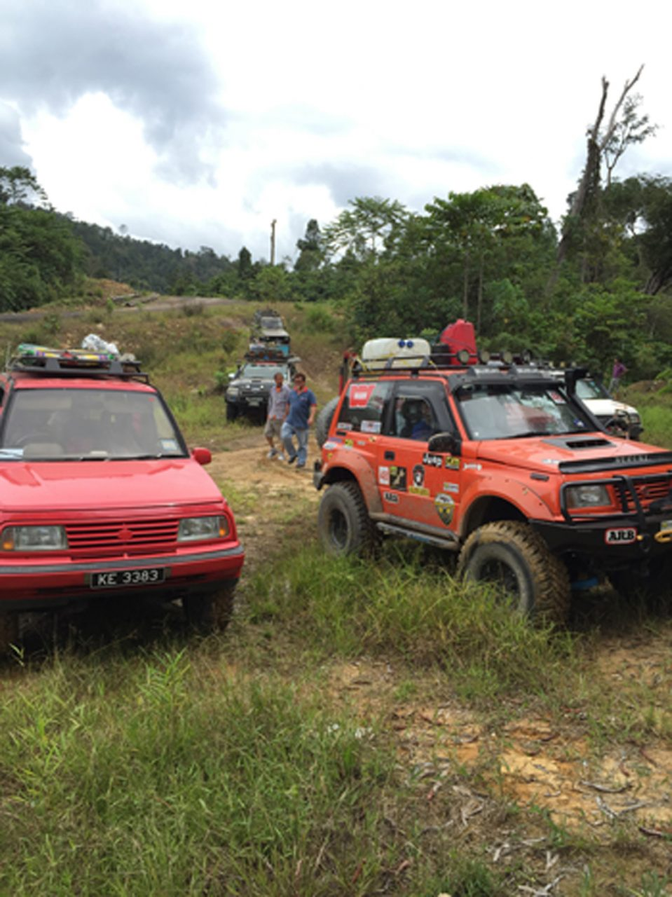 23 4WD vehicles to roll off Malaysia-Indonesia Off-Road