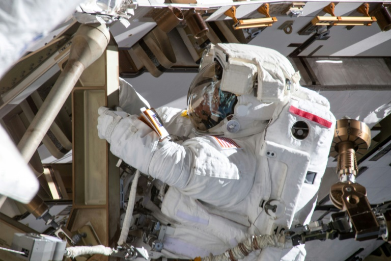 NASA scraps all-women space walk for lack of well-fitting suits