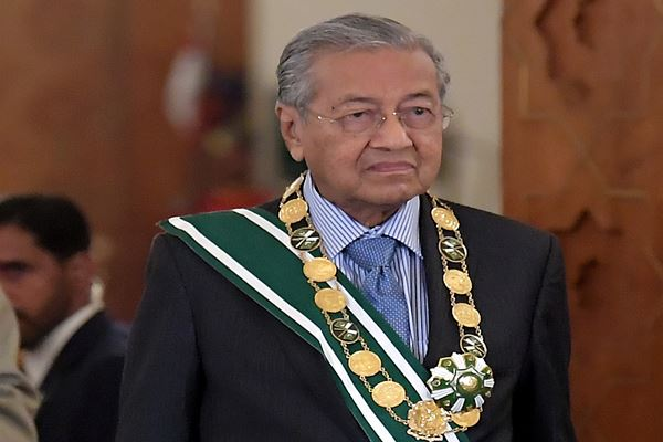 Islamic nations too dependent on developed countries – Dr Mahathir