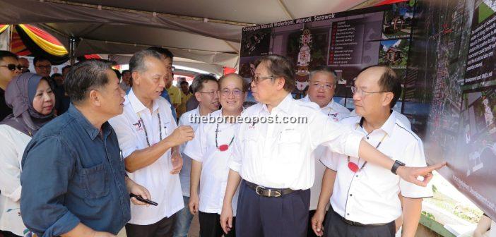 Be loyal to Sarawak, not to me – Abang Johari