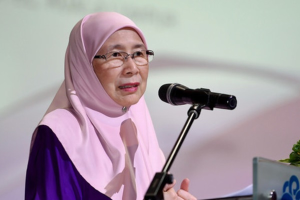 Emphasise on balance between work and family – Dr Wan Azizah