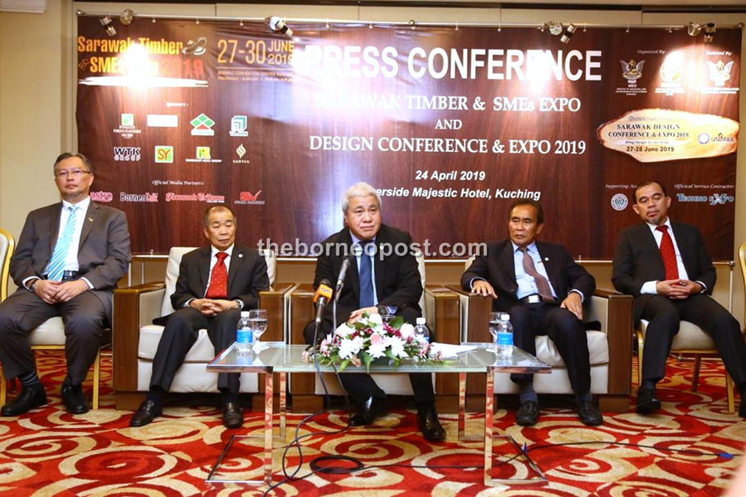 Rm7 Mln In Cash Sales Expected At Coming Sarawak Timber Smes Expo 2019 Borneo Post Online
