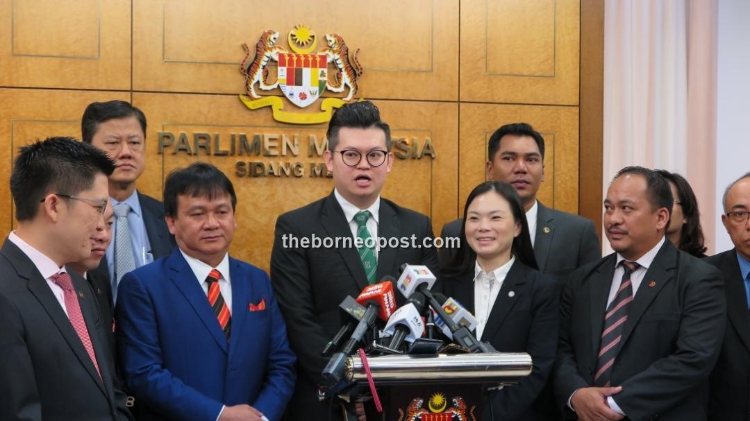 66fbdde5fc9e Dr Yii optimistic on outcome of amendment Bill to Article 1 (2 ...