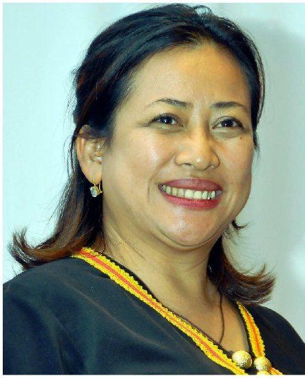 Jenifer Lasimbang
