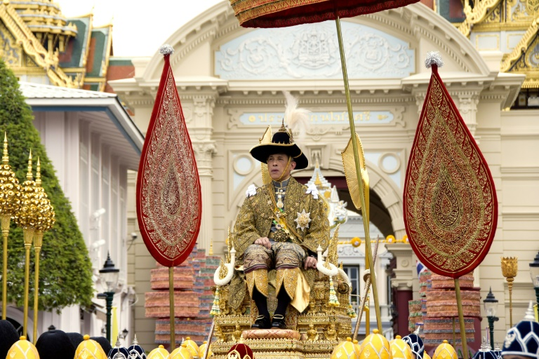 Thai King Rama X Set For First Grand Procession Since