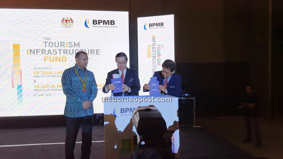 BPMP launches RM1 bln Tourism Infrastructure Fund aimed at