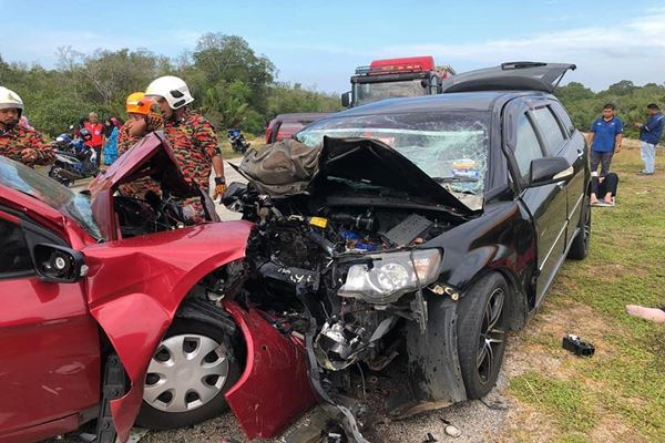 Fatal accident after visiting sick relative | Borneo Post Online