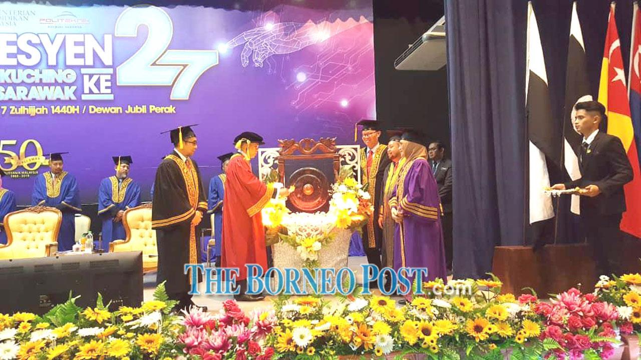 more TVET graduates needed - Dr Khair