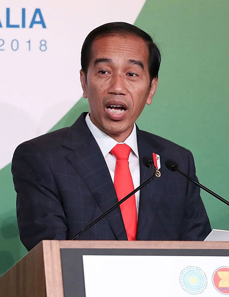 Indonesia Gojek CEO Makarim says he will join Widodo's cabinet
