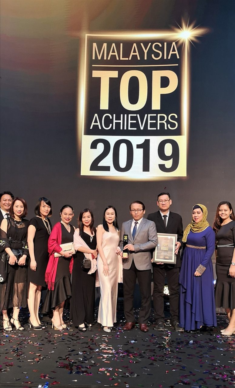 Sabah Net Conferred Malaysian Top Achievers 2019 Award For Inudstry Excellence In Ict Borneo Post Online