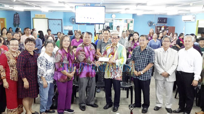 'Unifor signifies state govt's concern for non-Muslim folk' | Borneo Post Online