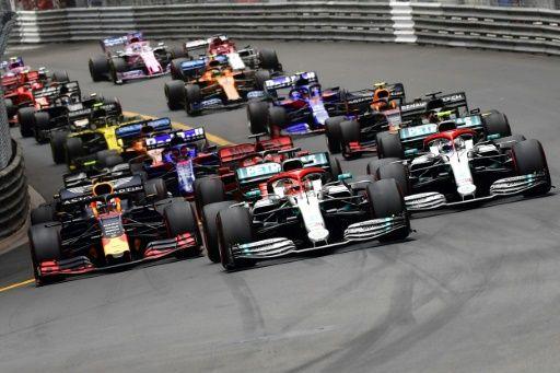 Formel 1 2020 Japan