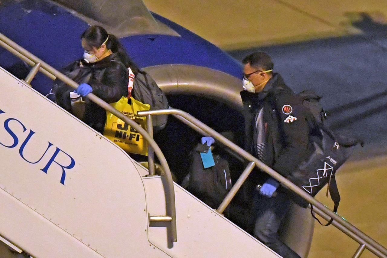 Infected Antarctic cruise passengers return to Australia, New Zealand