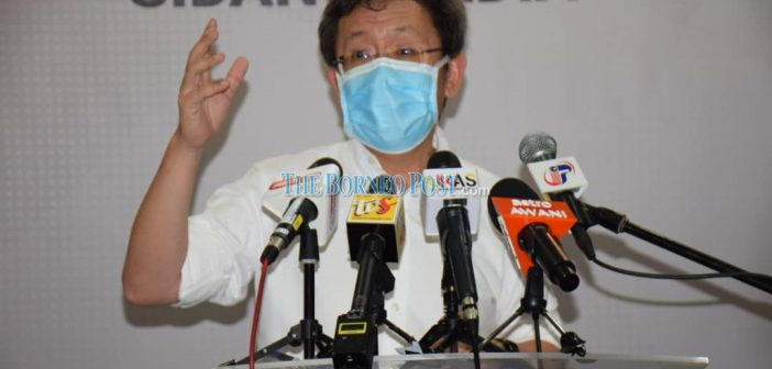 Dr Sim expects surge in Covid-19 cases due to Chap Goh Mei