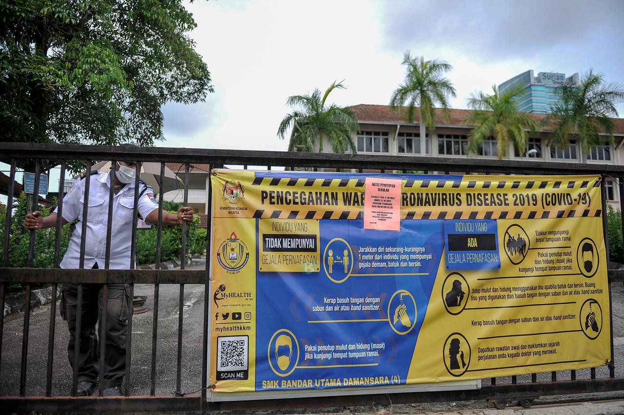 Cmco In Selangor Kl Putrajaya From Oct 14 27 Borneo Post Online