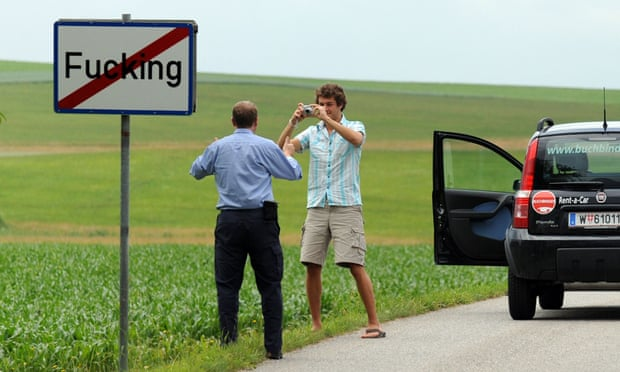 Austrian village named F-king changes name after unwanted tourist attention