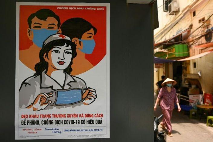 Virus plunges Vietnam growth to lowest level in decades