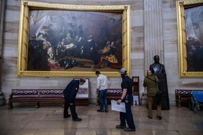 US Capitol Police Deny Request To Allow Sledding At Capitol Complex